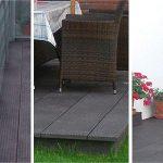 Plastične plošče in deske za terase, balkone, stopnice, bazene, mostičke, pomole,...